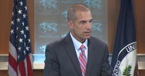 Mark Toner Siria Isis