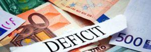 conti pubblici deficit