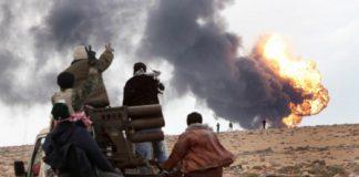 libia intervento straniero