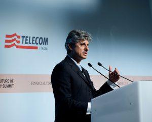 telecom italia marco patuano