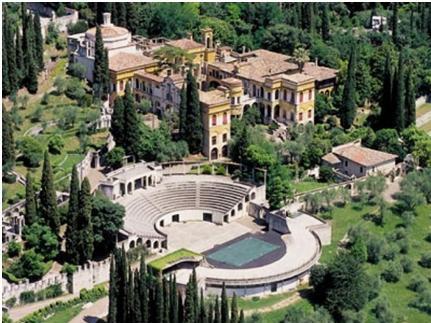 La Casa Museo Di Gabriele D Annunzio Il Vittoriale Degli