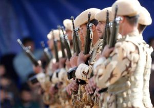 National Army Day Celebration in Tehran