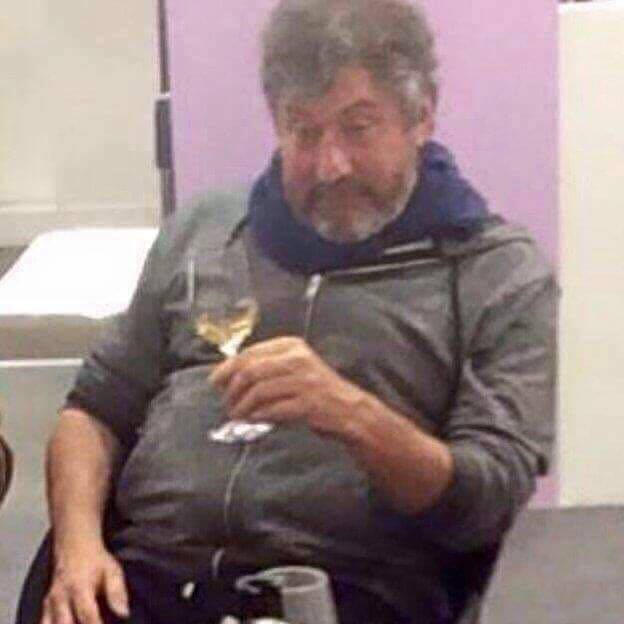 Malesani ubriaco al Vinitaly