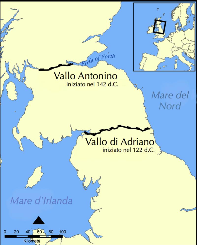 Vallo_Adriano_mappa