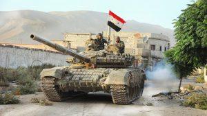 syrian army assad