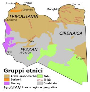 libia frammentaz