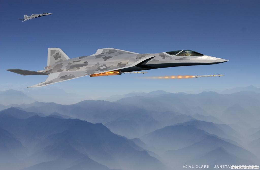 Aerei Da Caccia Nuovi : Usa e russia verso il futuro i caccia di sesta generazione