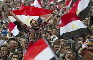 primavere arabe manif
