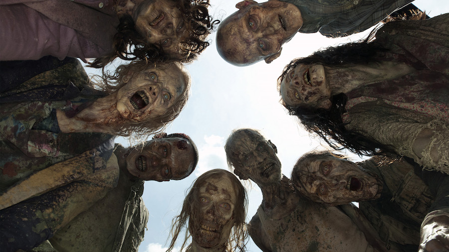 Walkers - The Walking Dead _ Season 5. Gallery - Photo Credit: Frank Ockenfels 3/AMC