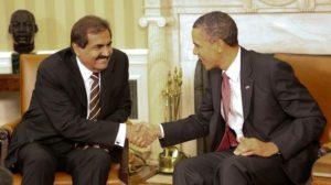 Al-Thani-Obama