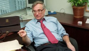 Seymour Hersh, American Pulitzer Prize-winning investigative journalist and author