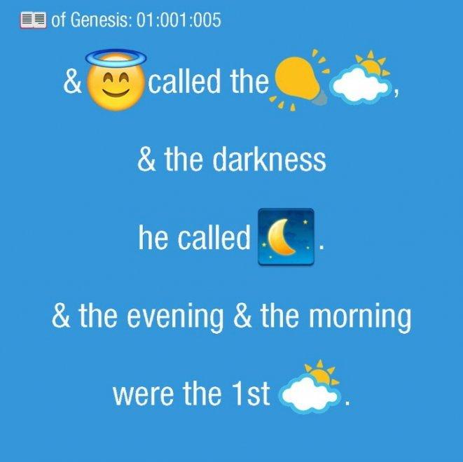 bibbia emoji
