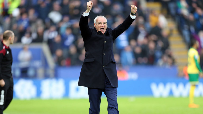 Il Leicester City ha vinto la Premier League