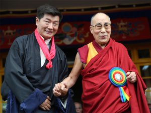 dalai lama premiet tibet