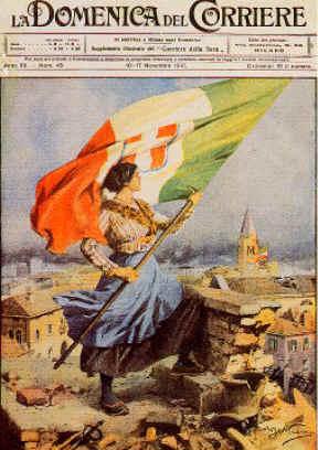 Prima guerra mondiale e fascismo la riscossa italiana - Foto della bandiera del giappone ...