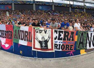 acab tifosi italiani arrestati