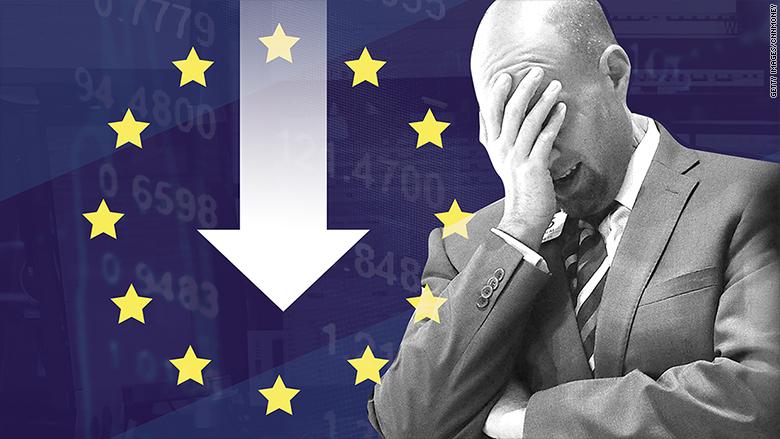 Brexit: tracollo della sterlina, i mercati in crisi