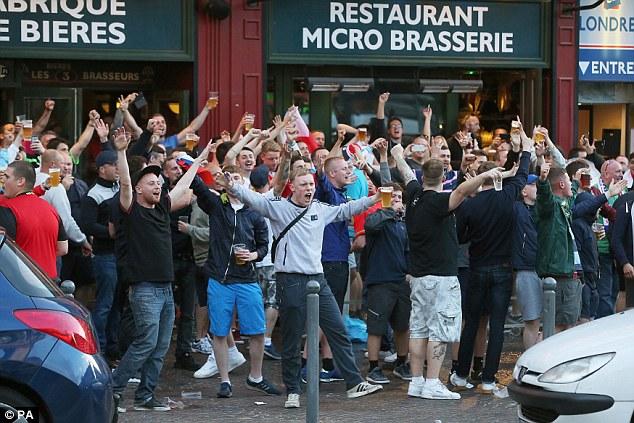 Euro 2016 hooligans inglesi