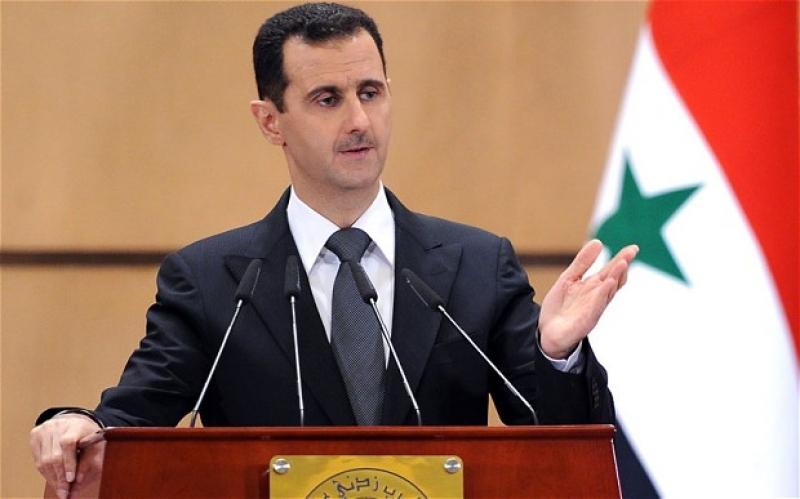 Clinton vs Assad