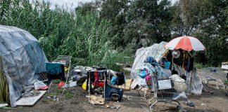 campi rom cooperative roma