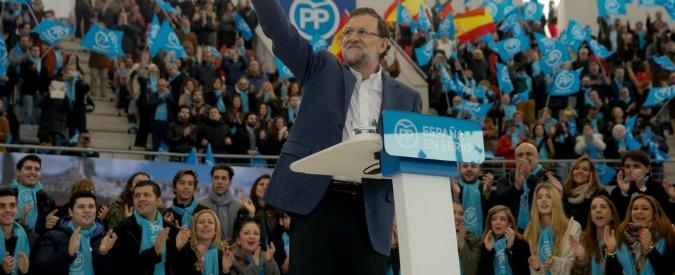 Rajoy vince ma non può governare