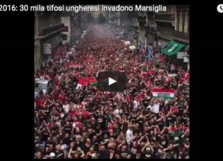 Tifosi Ungheresi Marsiglia