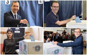 ballottaggi roma milano