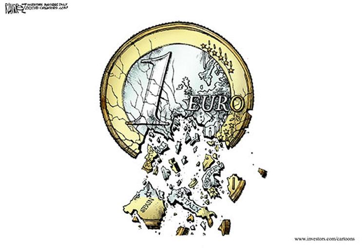 Sovranità euro debito crisi