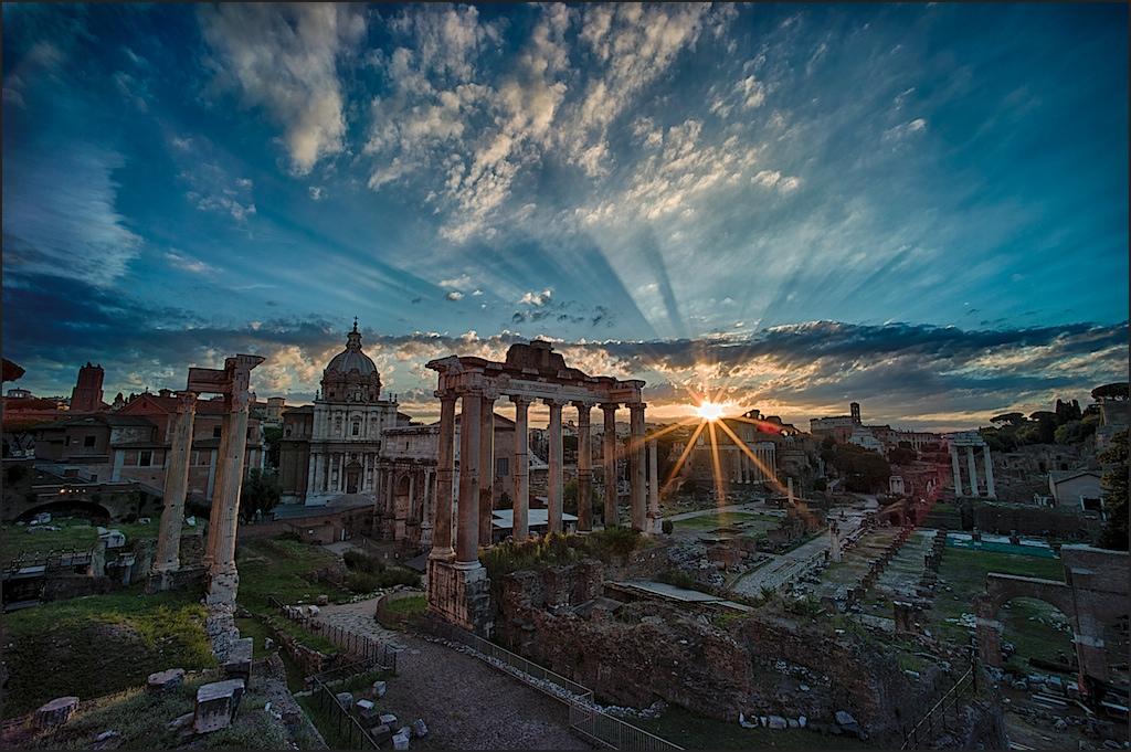 solstizio romano fortuna