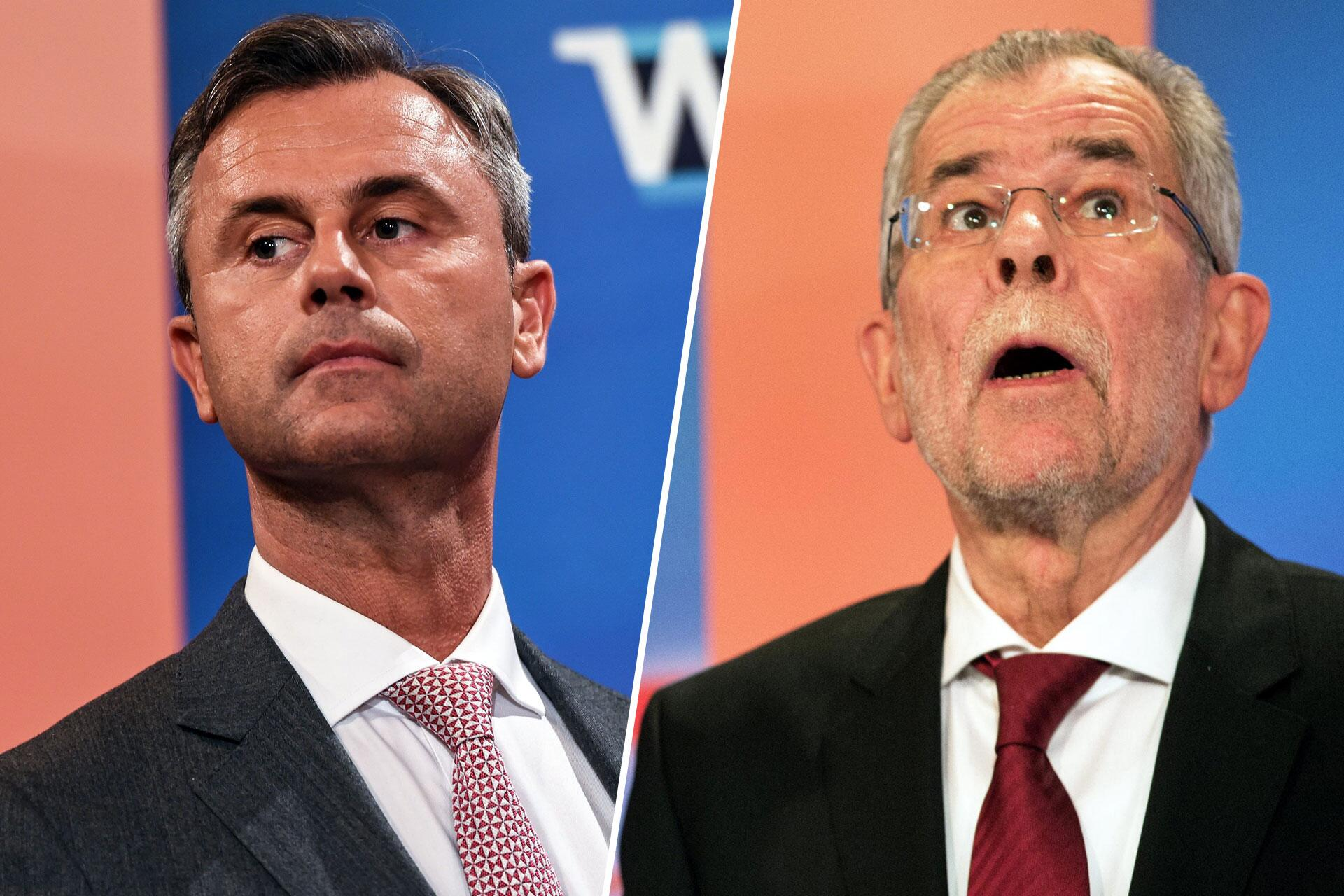 confermati brogli elettorali in Austria