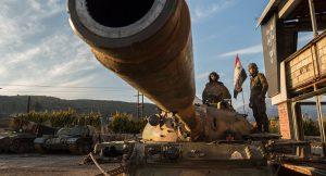 raqqa esercito siria