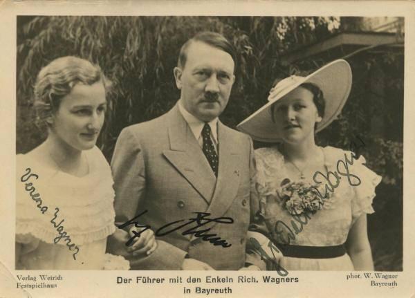 Hitler video inedito