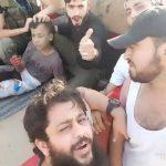 siria decapitano bambino