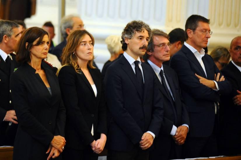 Funerale di Fermo Boldrini