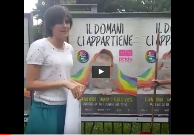 5 Stelle Appendino Gay Pride