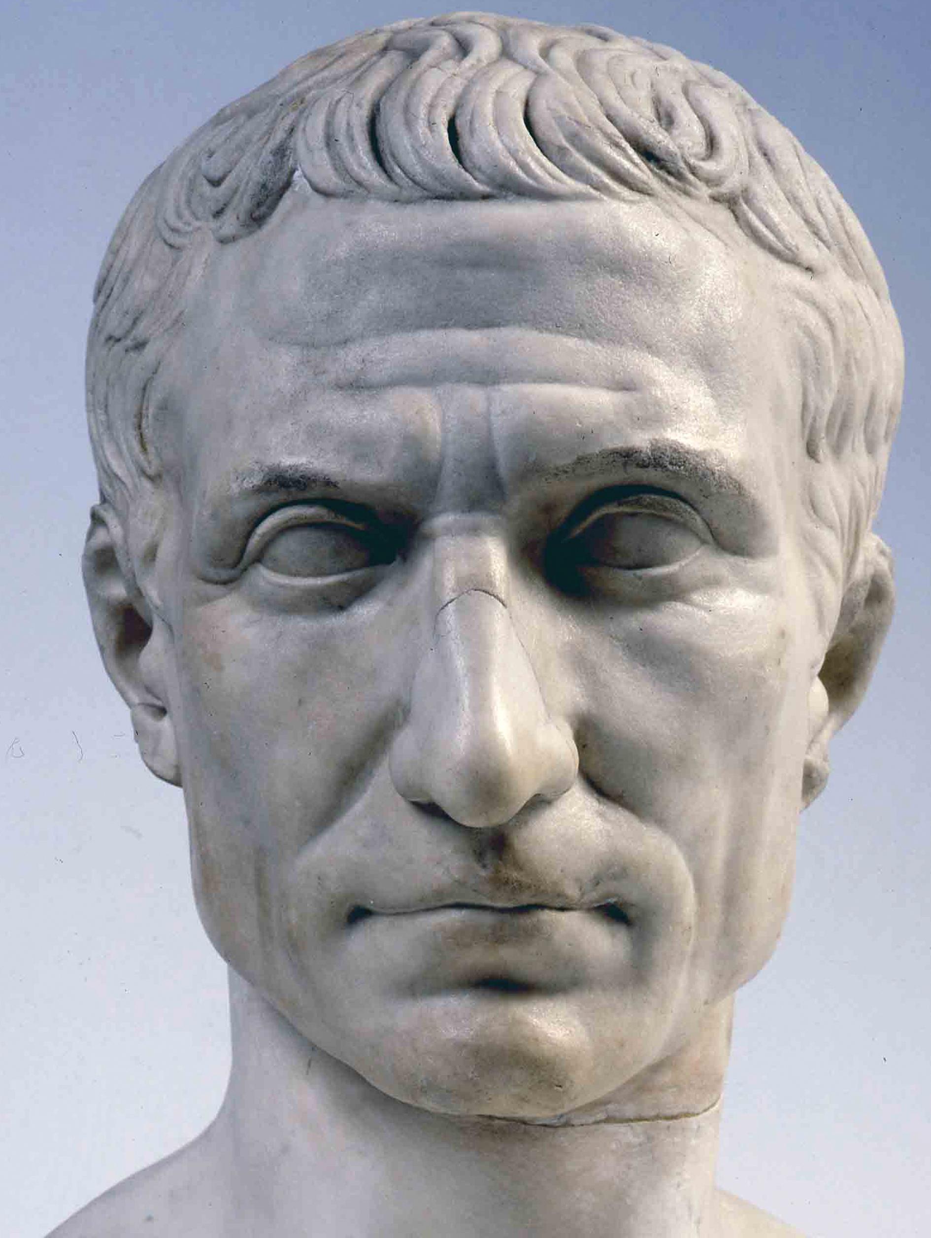 Giulio Cesare via di Marte