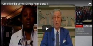 omicidio fermo Kyenge Feltri