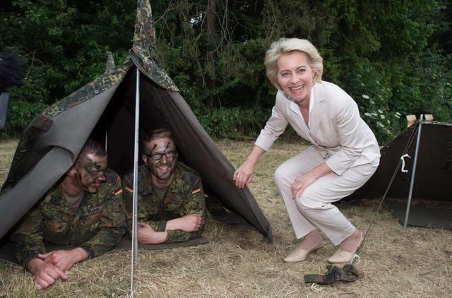 rifugiati nell'esercito
