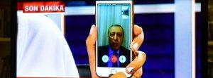 erdogan facetime turchia