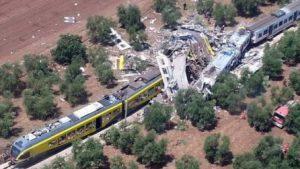 ferrovie disastro puglia