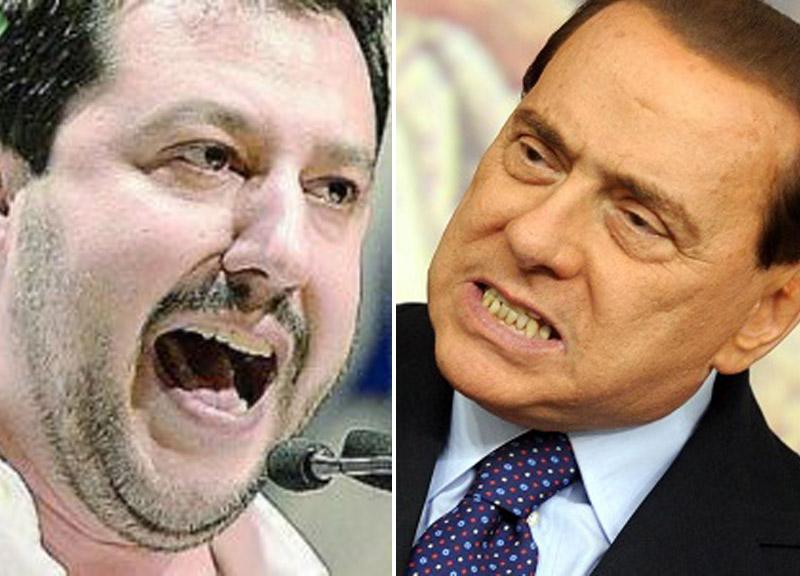 Ultimatum Lega Berlusconi