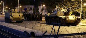 turchia militari colpo di stato