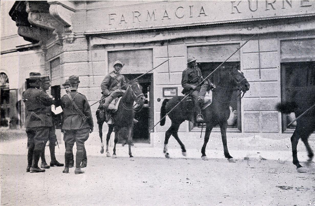 Cavalleria a Gorizia