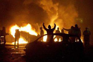 French-disturbios