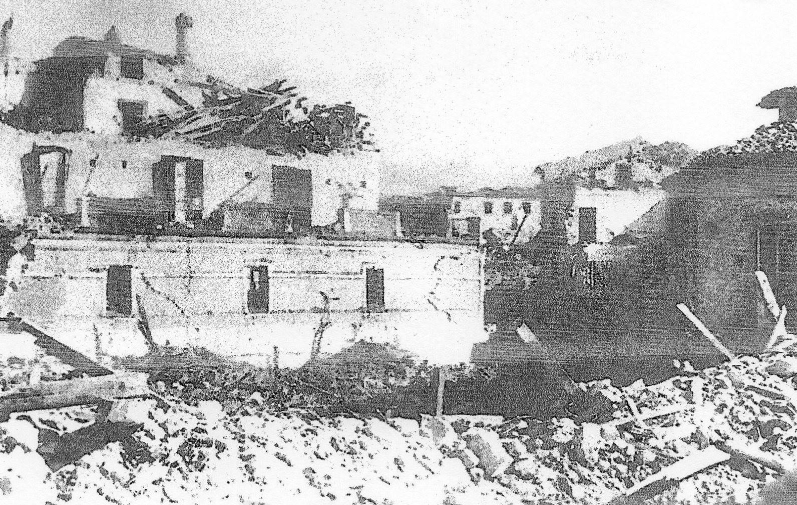 bombardamenti Isernia