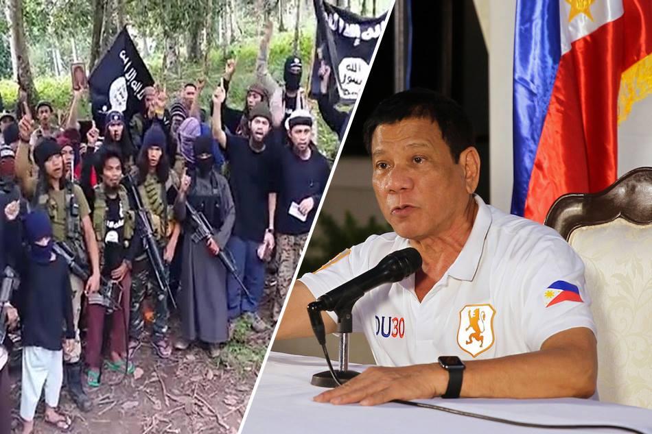 Duterte ISIS