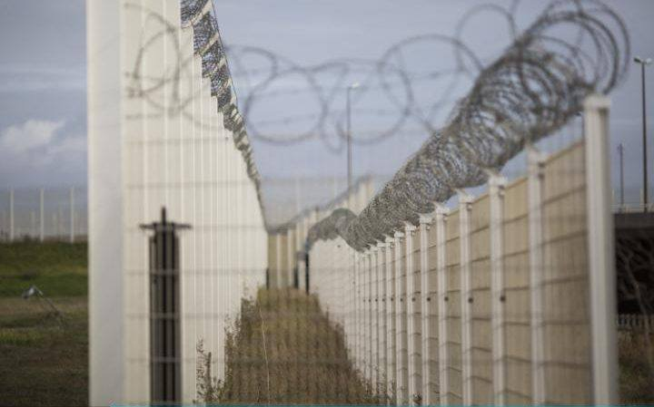 muro anti-immigrati