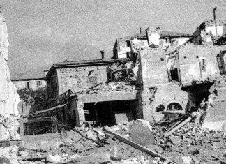 bombardamenti Iserni