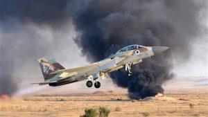 attacco israele siria