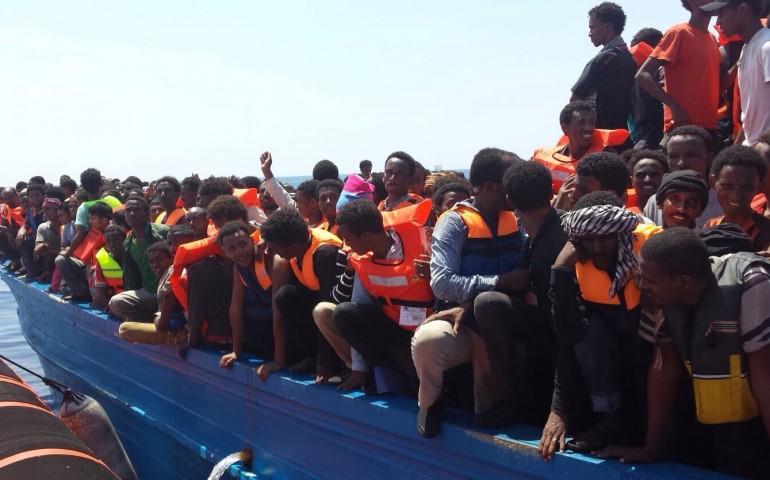 Pigliaru sbarchi immigrati sardegna